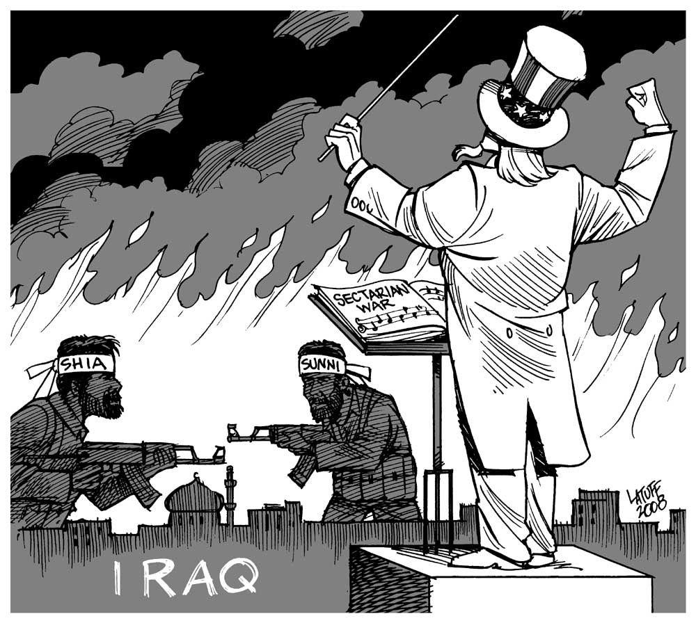 Irak - Page 3 Irak---Chiites-et-sunnites