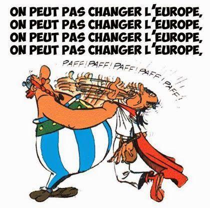 L'Union Européenne, l'escroquerie Obelix