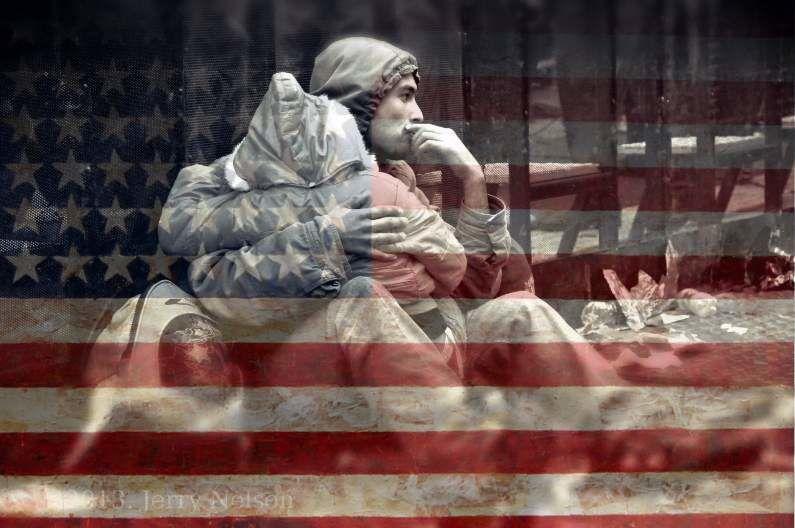 États-Unis. Le drame des enfants sans domicile fixe SDF-americain-usa