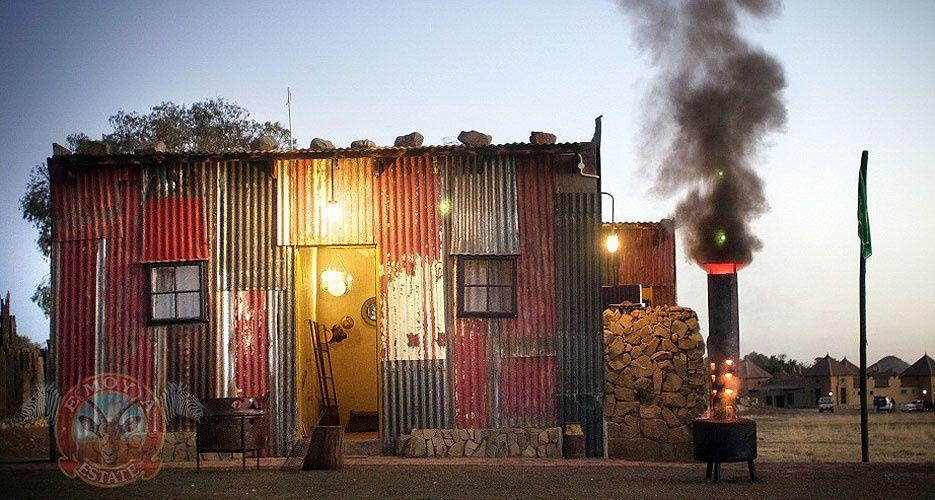 Shanty Hotel : le luxe de vivre comme un pauvre Shanty-Hotel