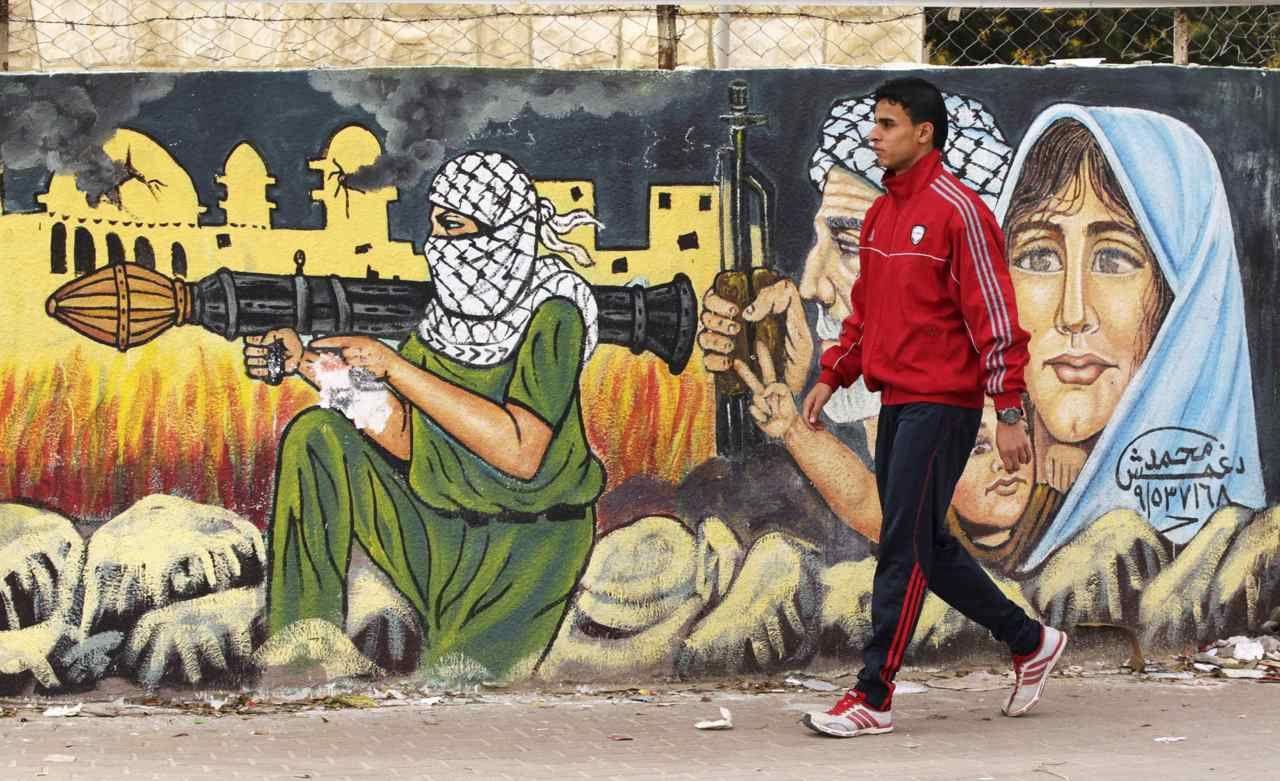 Le sport palestinien dans la ligne de mire israélienne Sport-palestinien