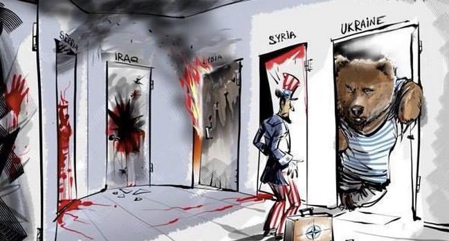 Ukraine : « l'Occident » court à sa perte ! Usa-russia