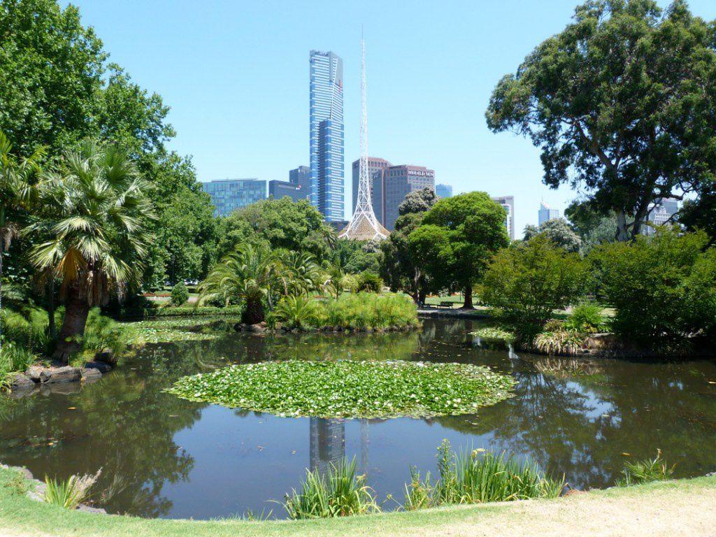 AUSTRALIAN OPEN 2021 - INSCRIPTIONS AUX CONCOURS MELBOURNE-Jardin-botanique01