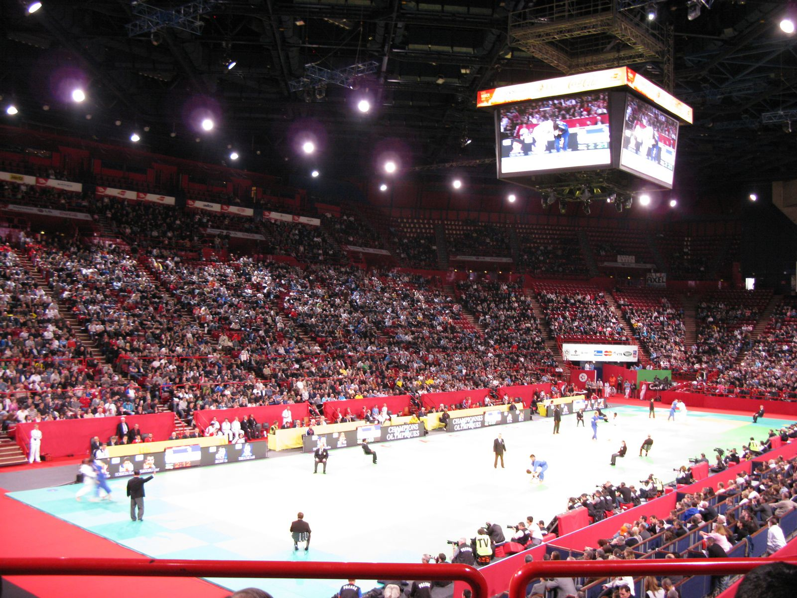 Judo is not meant for the mass TV audience Tournoi-de-Judo-Bercy-2010