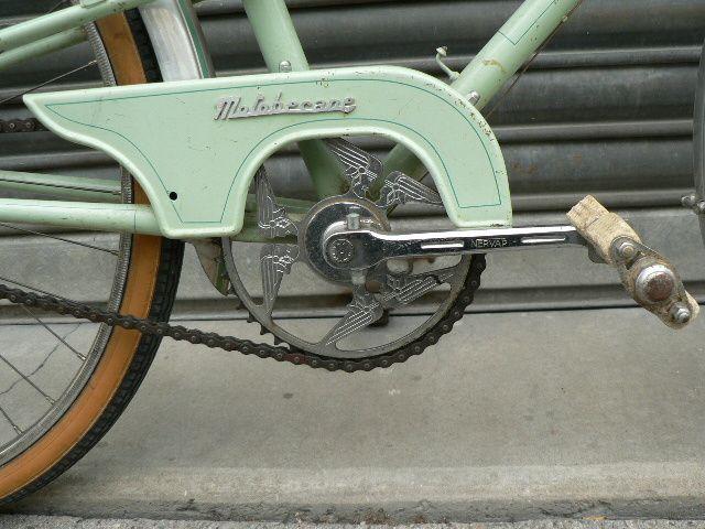 Motobecane dame 1960-65 P1050891