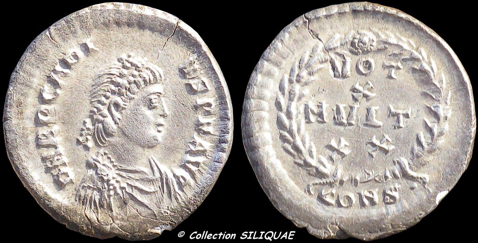 Collection Siliquae - Page 20 ARCADIUS-RIC77d