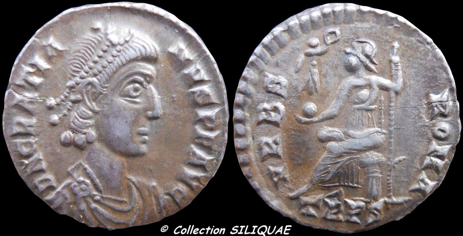 Collection Siliquae GRATIEN-RIC46b2