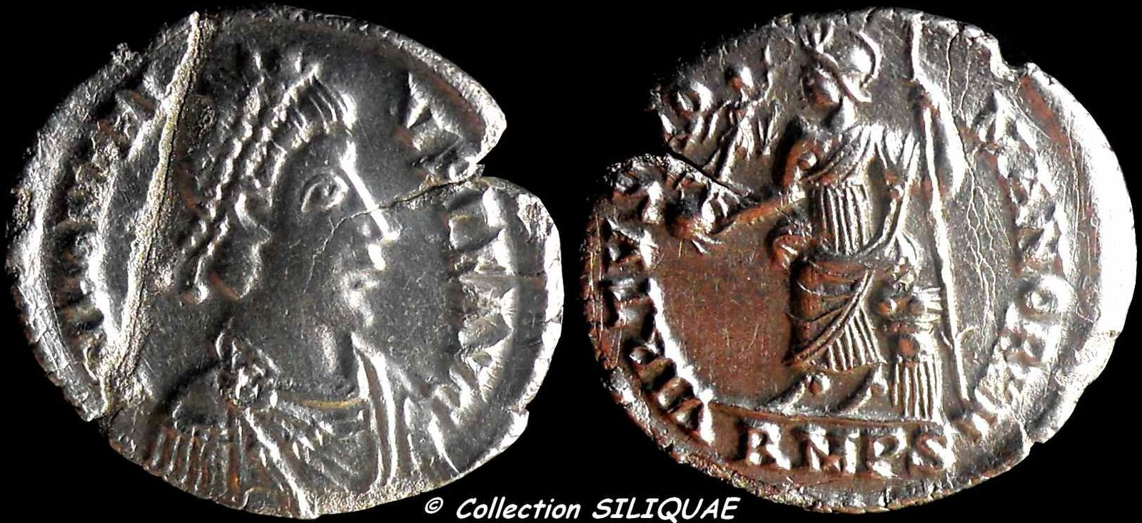 Collection Siliquae - Page 6 HONORIUS-RIC1267