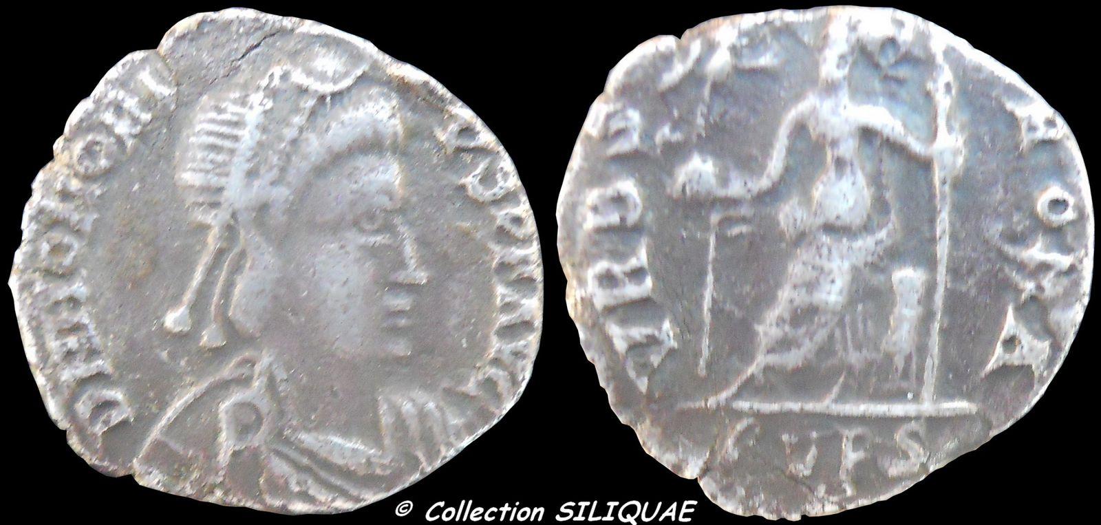 Collection Siliquae - Page 19 HONORIUS-RIC1316