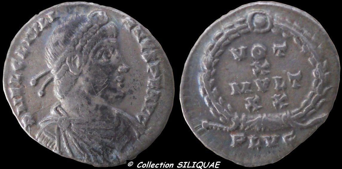 Collection Siliquae JULIENII_RIC234_P