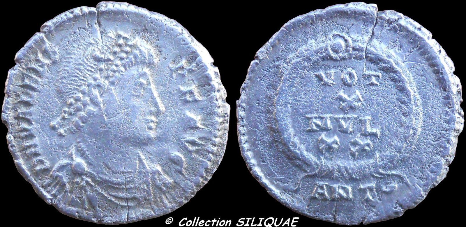 Collection Siliquae VALENS_RIC33b2
