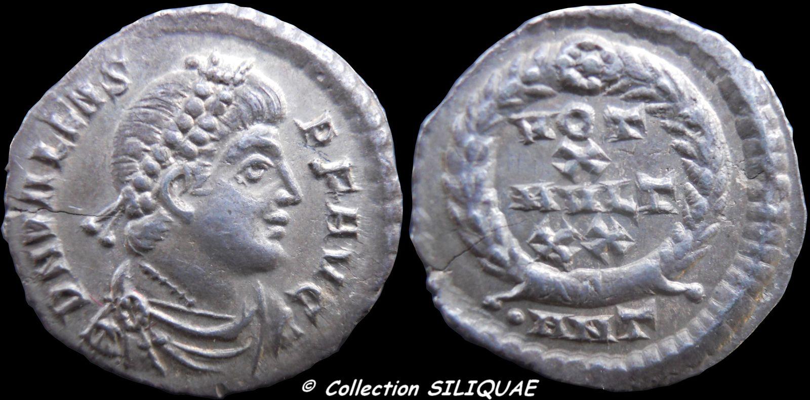Collection Siliquae VALENS_RIC34b2