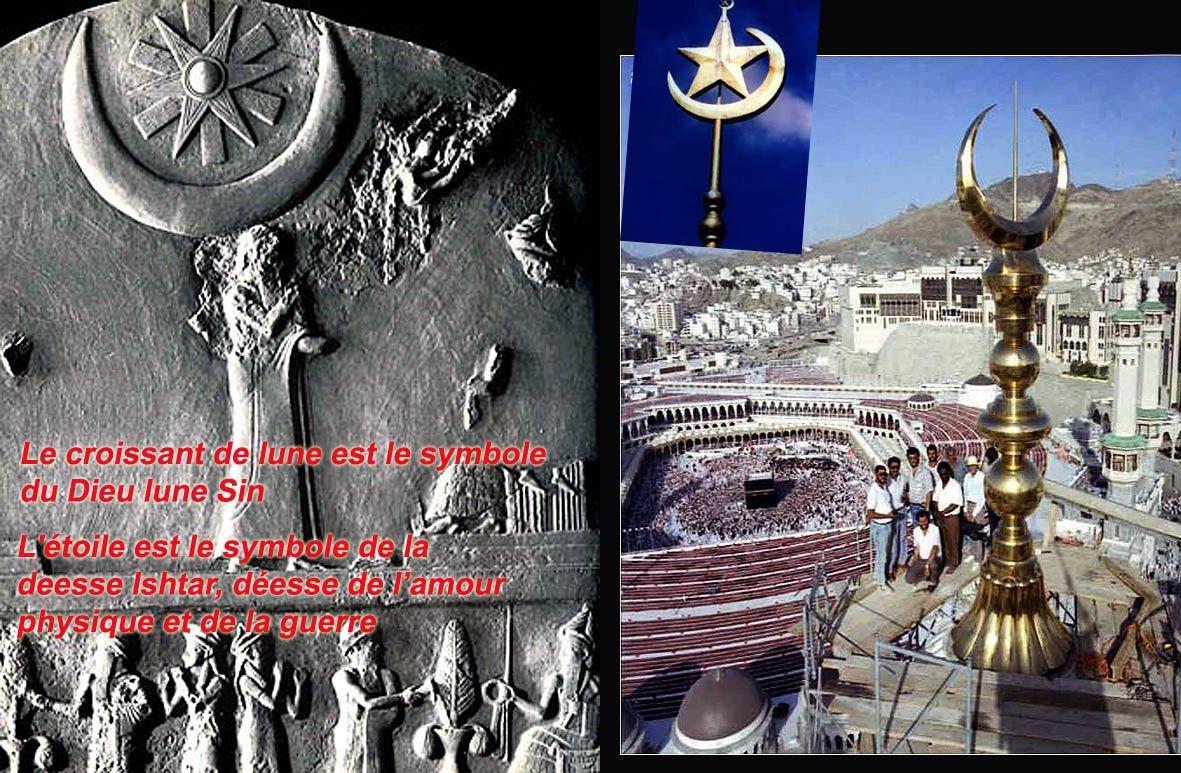 les chrétiens n'ont pas le droit de dire Allah Dieu-Lune-Sin