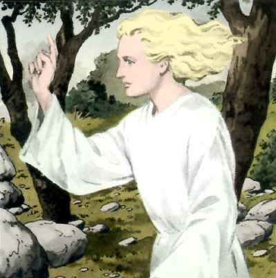 Prions ensemble l'ange de la paix, comme Il nous l'a demandé à Fatima - Page 18 Ange1