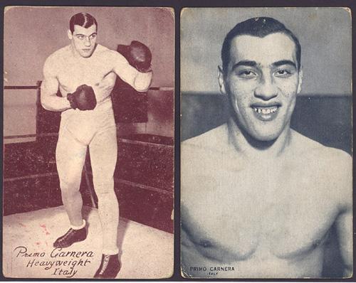 Legende boksa Primo-carnera