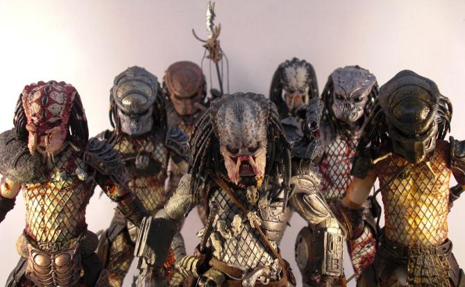Najbolji filmski vanzemaljci NECA-Predators-Wave-5-Predator-2-The-Lost-Tribe-Guardian-Snake-Stalker-Action-Figure-3