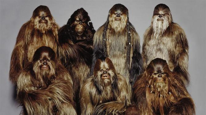Najbolji filmski vanzemaljci WookieeWarriors