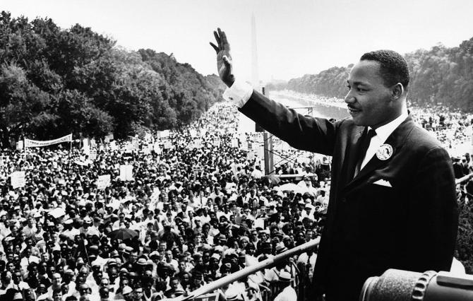 Retorika - inspiracija za život MLK