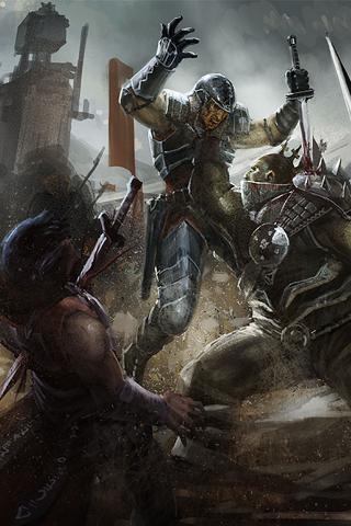 La bataille des Trois Rois : la Porte du Destin 54373