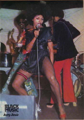 Betty Davis Bettydavisliveagain