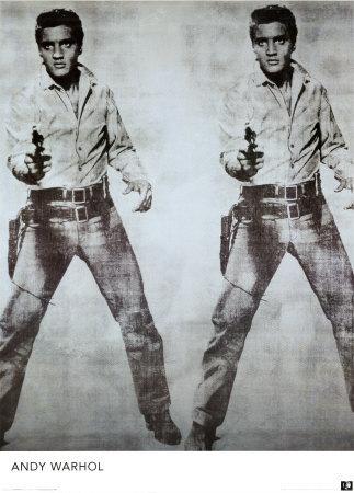 PopArt Andy-warhol-elvis-poster-c10136679