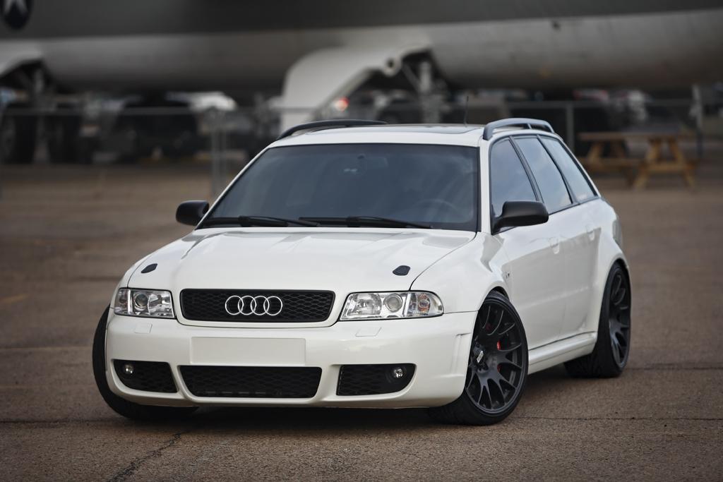 So... Yeah... Audi_b5_rs4