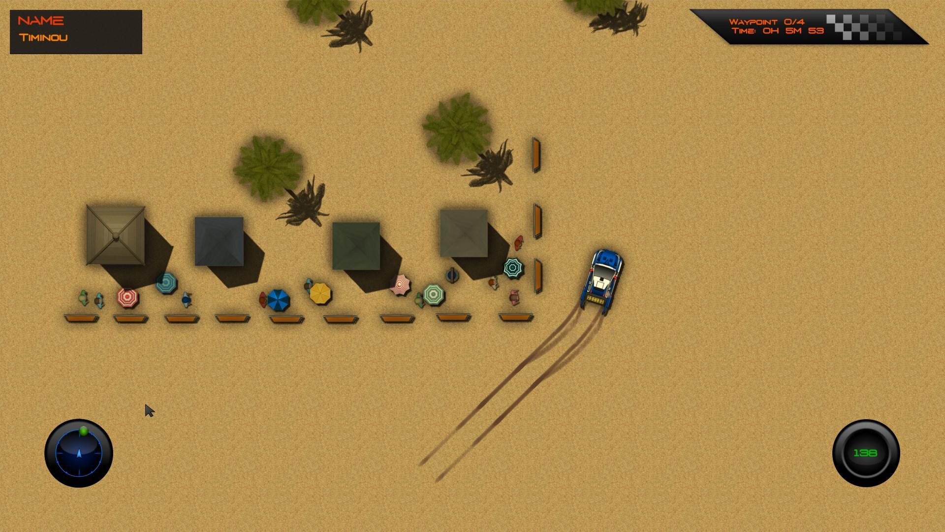 IGCD Rally Raid Screen1