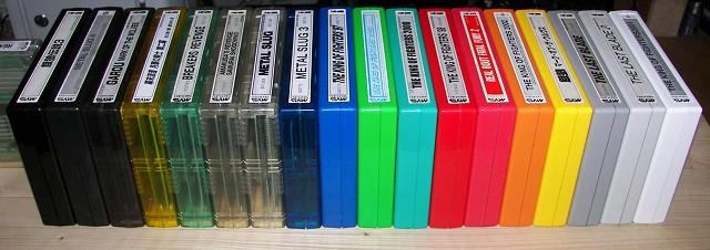 La couleur des cartouches MVS Mvs_cart_color_fullset.reduc