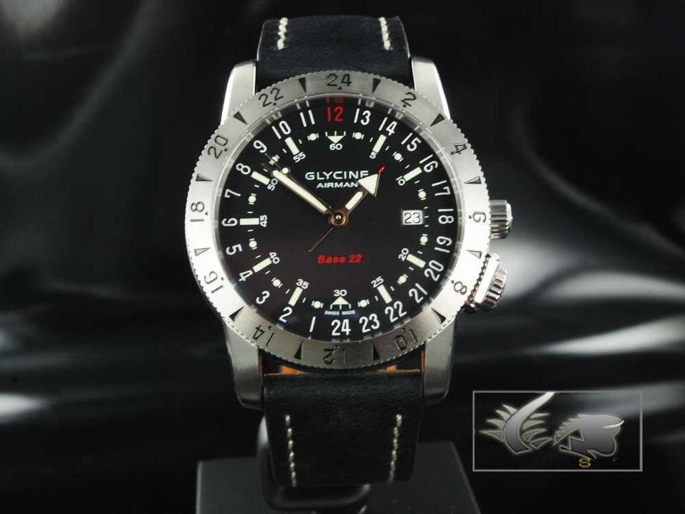 Toolwatch de voyage: sinn, omega, fortis...? Retours et avis! Glycine-Watch-Airman-Base-22-Automatic-Purist-24h-200m-3887.19-LB9-3887.19-66-LB9-1