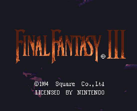 Wii Virtual Console Reviews Ff3-2