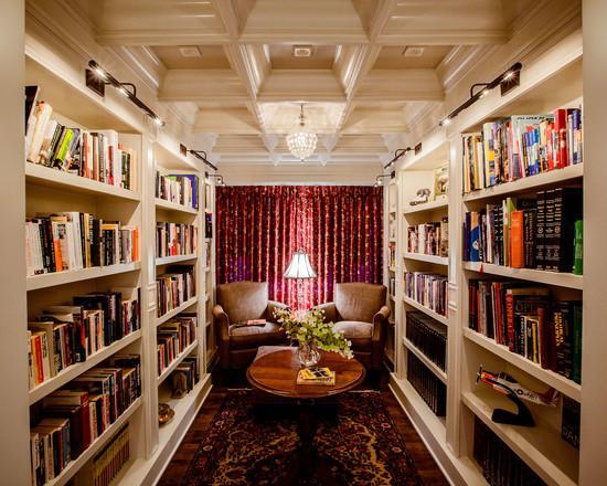 Веселые картинки и анекдоты про книжки Traditional-home-office