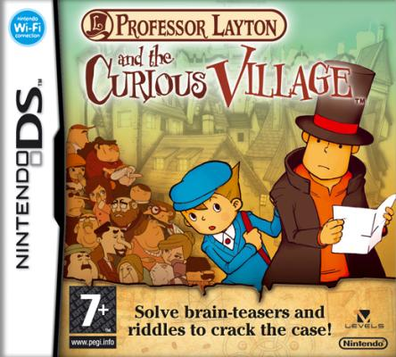 [IGRA] Professor Layton Serijal Professor-Layton-and-the-Curious-Village-DS-0