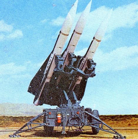 Egyptian Air Defense Forces Hawk
