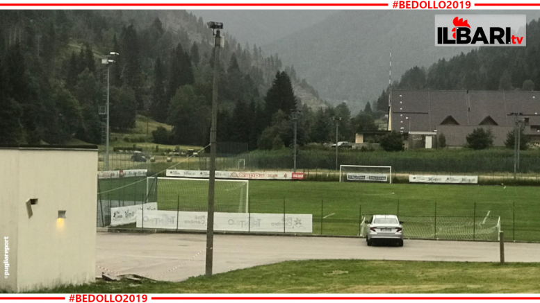 """Bedollo, #day14. Cala il sipario sul ritiro dei biancorossi. Il Bari e ilBari.tv tornano a """"casa"""" Day14-777x437"""