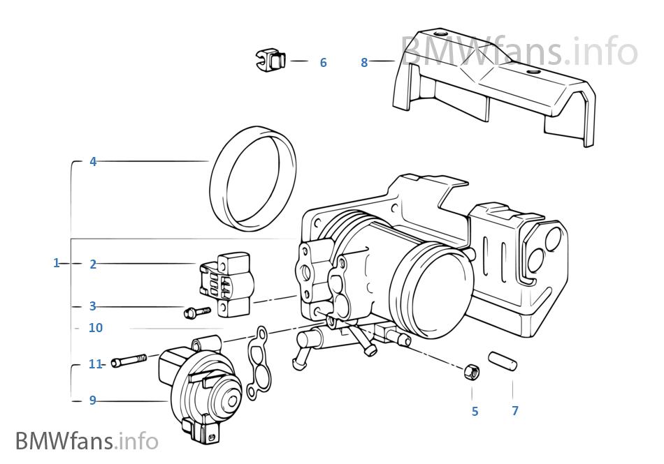 [BMW 316i E46] Voiture siffle à chaud et ralenti irrégulier 19v