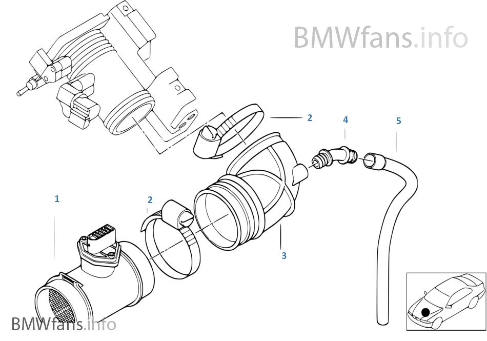 [BMW 316i E46] Voiture siffle à chaud et ralenti irrégulier J6v