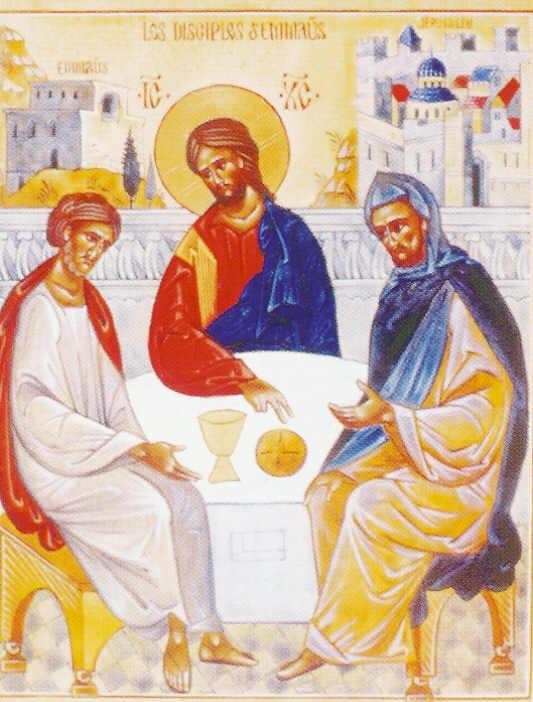 Avez-vous déjà douté de la présence réelle de Jésus dans l'Eucharistie Emmaus11