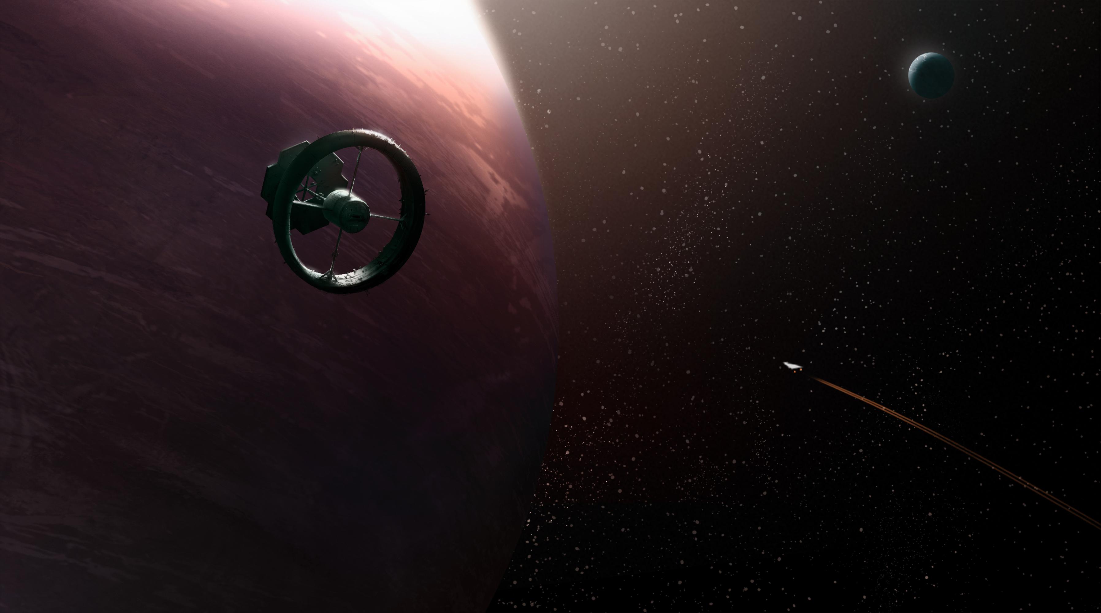 Elite: Dangerous Elite-dangerous-stationoverplanet02