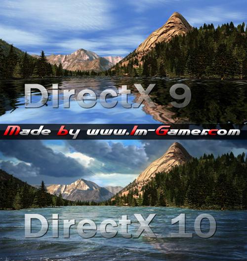 הורדה|DirectX 10 for Windows XP Directx_9_vs_10
