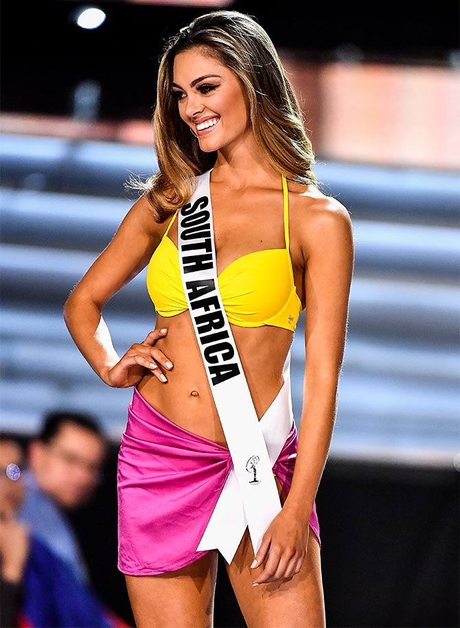 ♔ The Official Thread of MISS UNIVERSE® 2017 Demi-Leigh Nel-Peters of South Africa ♔ 27miss-universe7