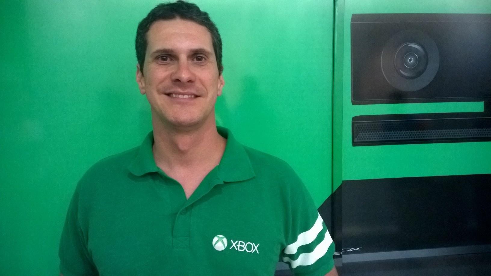 Nossa plataforma é a mais comprada no mercado Brasileiro, diz gerente geral do Xbox no País Wp-20150227-16-00-23-pro_9729