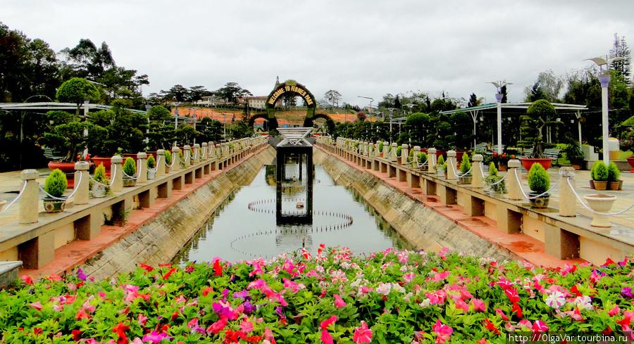 Далат - город цветов и любви в солнечном Вьетнаме. Gorodskoy-park-tsvetov-