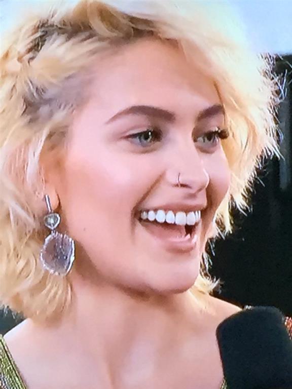 Paris Jackson ai Grammy Awards 2017 2002176218