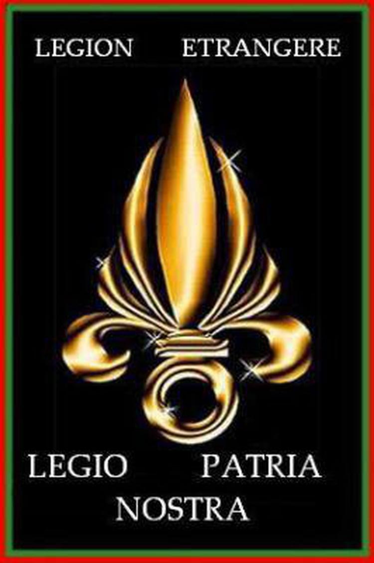 Régiments et unités composant la Légion étrangère . 4137070