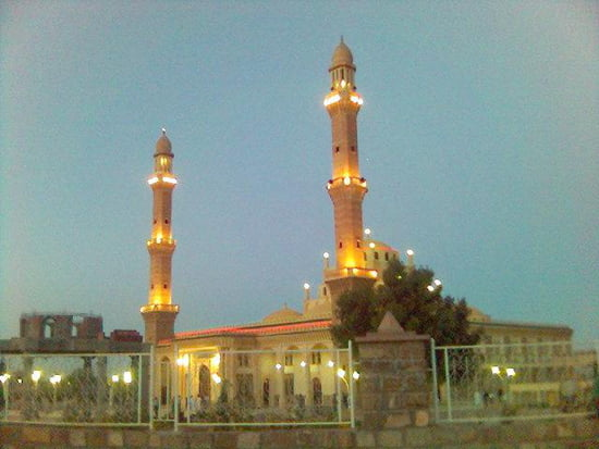 اليكم صورمختلفه لمدينه بوسعاده مسقط راسي Mosquees-bou-saada-algerie-7224084735-905678