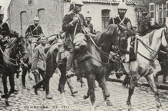 Le tétanos... et la première guerre mondiale 959603