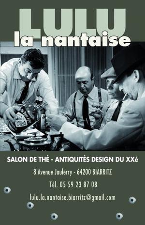 Lieux portant le nom de Lino Ventura ou de ses films Biarritz-lulu-la-nantaise-43092