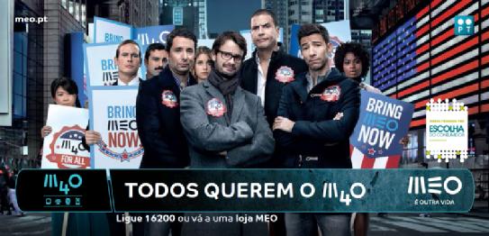 MEO foi a marca mais recordada pelos portugueses, em todos os setores, em 2013 44184c5a-7f66-11e3-b11c-12313d000856-medium