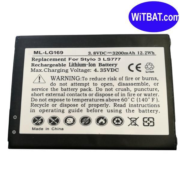 LG Stylo 3 LS777 Battery ML-LG169 BL-44E1F 4bd3e264-f18a-4282-adbf-b149d4af96d5-original