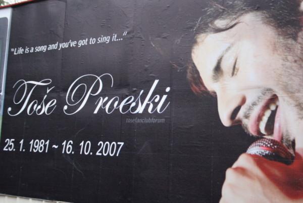Zakazan koncert u čast Tošeta Proeskog! 60204321